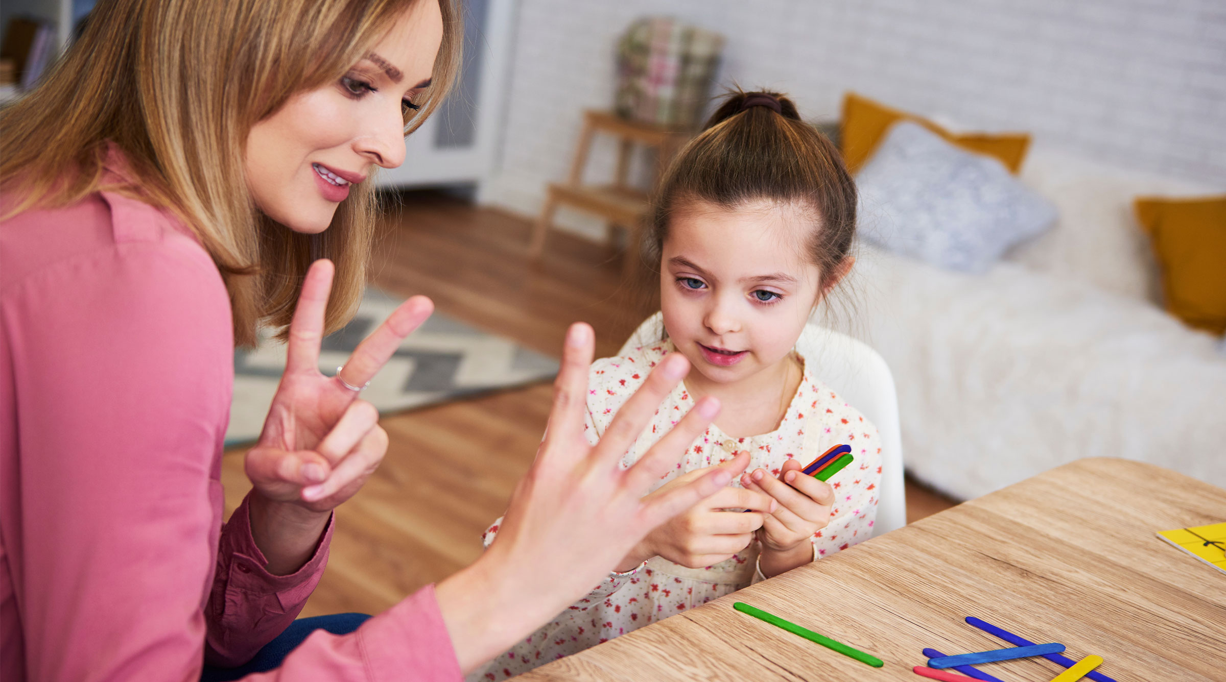 How to Foster a Positive Attitude Towards Math at Home