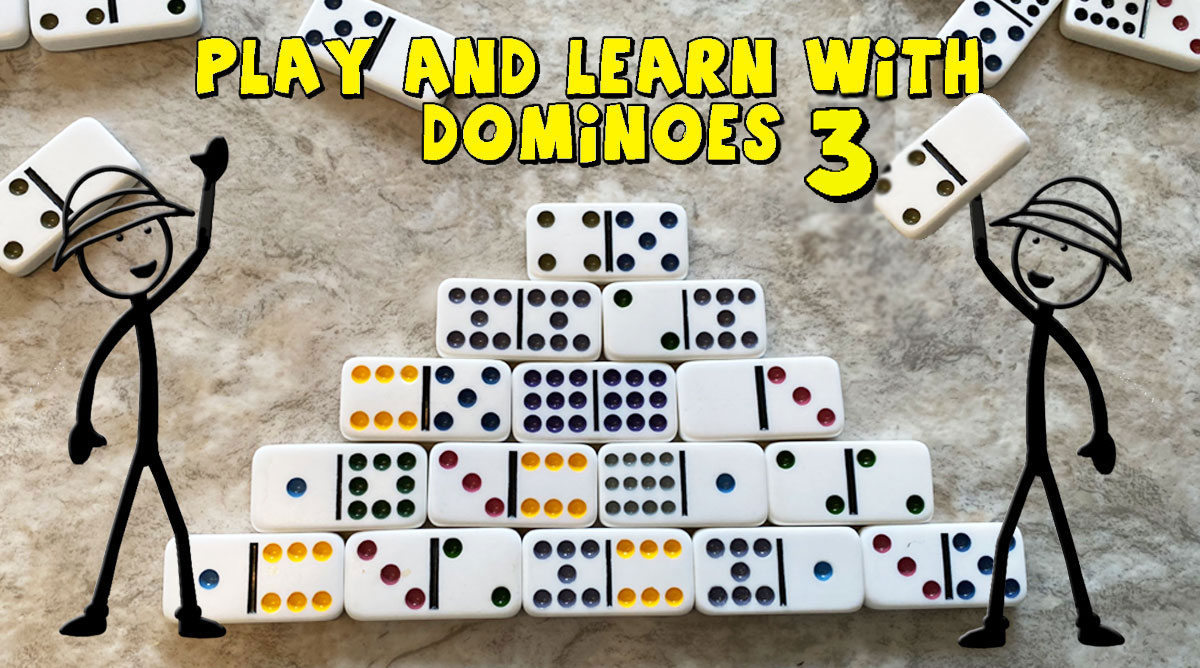 Learn and Play with Dominoes 3