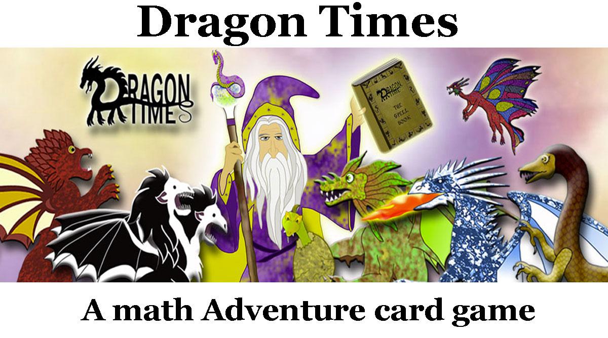 Dragon Times – A math Adventure card game