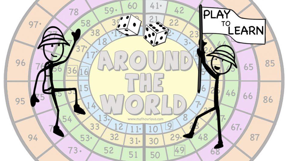 Around the World  (+ google slides version)