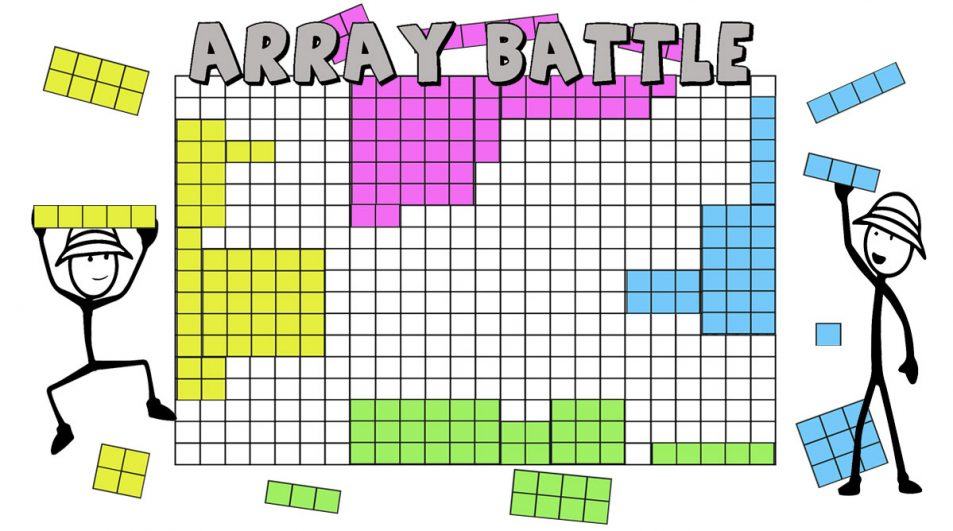 Print to play-Array Battle